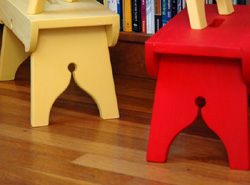Swedish Step Stool
